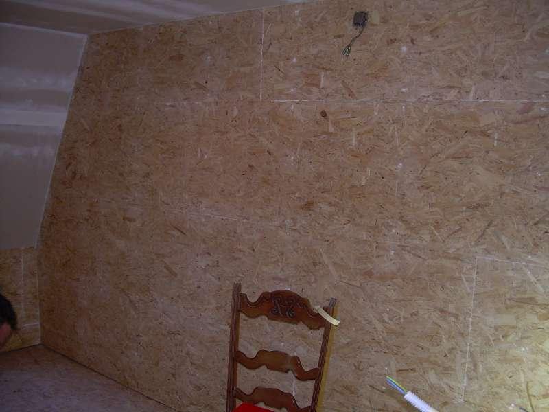 Slaapkamer Verven Of Behangen : ... het behang + gyproc zijn (in de ...