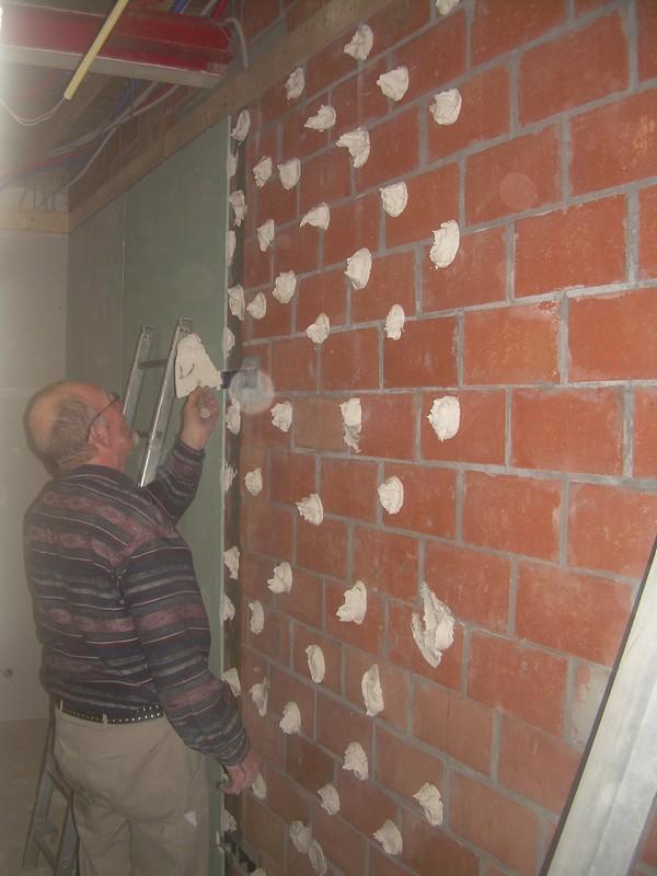 Keuken Groene Gyproc : Gyproc lijmen aan muur en behang verwijderen